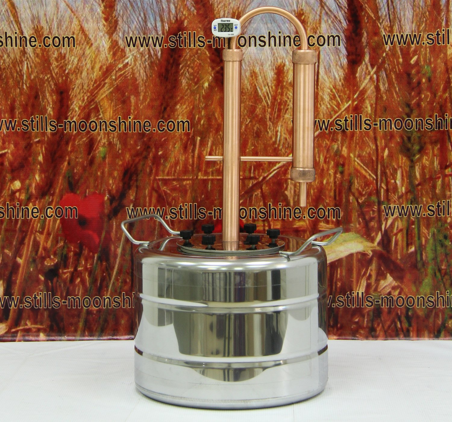 Moonshine distiller OMEGA